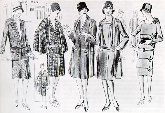 What I Love About 1920 S Fashion Kristin M Cooke